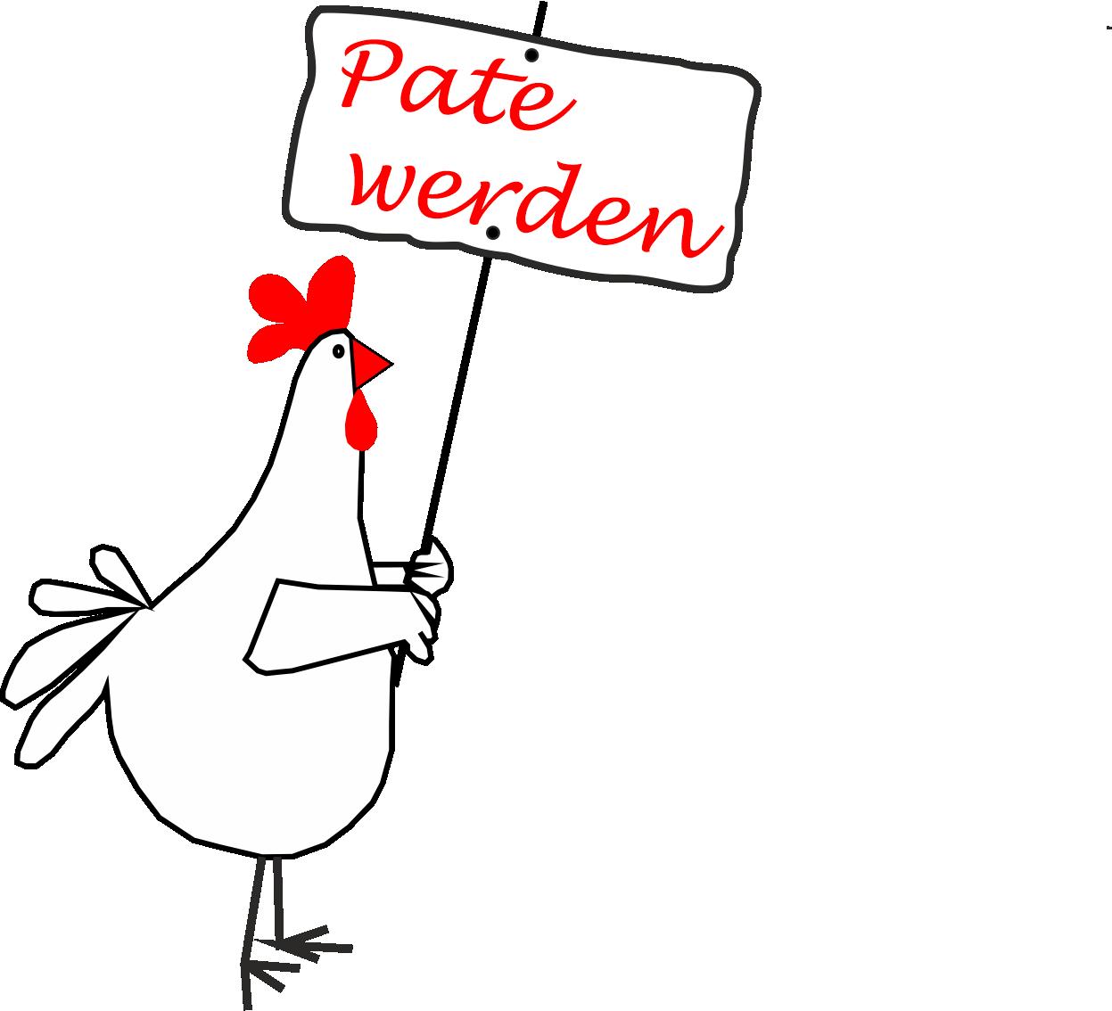 Hühnerpatenschaft